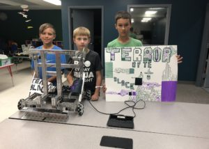 Robotics camp