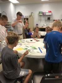simple machines camp