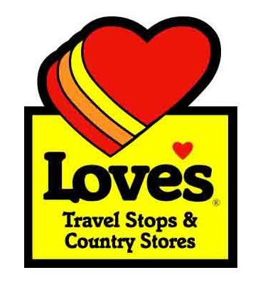 Love's Travel Stop logo